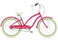 Electra Cherie Cruiser | Electra Cruiser | Bicycle Design | emago media - graphic