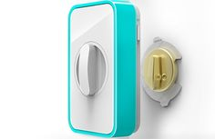 The Lockitron Lets You Open Your Door With Your Smartphone
