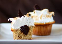 s'mores-cupcakes