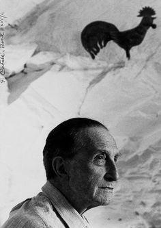 Marcel Duchamp #Fotografía Francesc Català Roca @Qomomolo