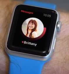 Tinder App For Android Wear And Apple Watch To Be Hands Free