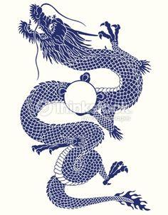 70ae0bad735f6 Japanesque Dragon Clipart vectoriel   Thinkstock Tatouages Harry Potter,  Tatouage Dragon, Art Graphique,