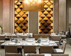 The Cuisine at Oleana Restaurant centers on the Arabic influenced...