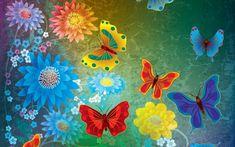 Des fonds d'écran créatifs et surprenants - créations numériques - fonds d'écran gratuits by unesourisetmoi