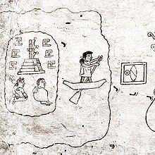 This was one of the first Aztec codices. Aztec codices are books written by pre-Columbian and colonial-era Aztecs. These codices provide some of the best primary sources for the Aztec culture. The pre-Columbian codices differ from European codices in that they are largely pictorial; they were not meant to symbolize spoken or written narratives