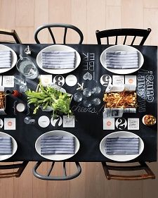 Table Setting / Martha Stewart