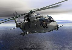 US101 (VH-71 Kestrel) All Weather Medium Lift Helicopter - Airforce Technology