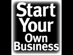 - start own business with only 5000 investment. Start Own Business, Starting Your Own Business, Investing, Videos, Video Clip