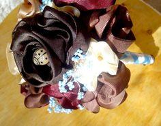 Textilná kytica