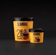 Scandal 2Spoons, designed by 2yolk