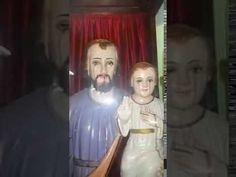 Imágenes San Jose Nino Jesus Virgen de Fatima llorando aceite y sangre M...