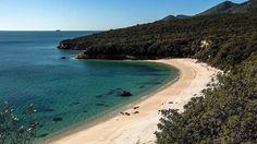 Praia de Galapos - Setúbal