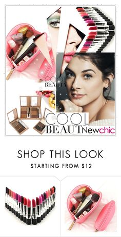 """""""NEWCHIC BEAUTY 9"""" by maja9888 ❤ liked on Polyvore"""