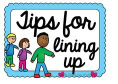 Pocket Full of Kinders!: Because Lining Up is Hard...           Tips for lining up plus a freebie