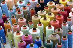 Betten Kramer: Fertigung von individueller Bettwäsche in 53 Farben