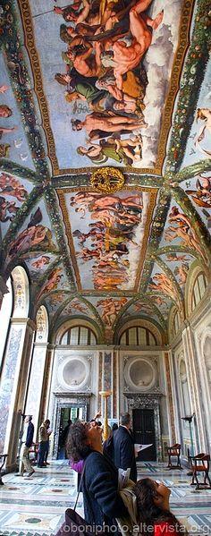 The Loggia, Rome by bebbetto, province if Rome, Lazio region, Italy