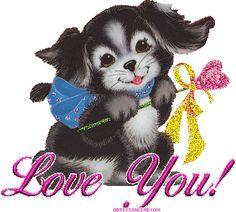 Collection Of Gifs & Flowers' Casita Animiertes Gif, Hug Gif, Animated Gif, I Love You Images, Love You Gif, Hugs And Kisses Images, Halloween Imagem, Gifs Lindos, Gato Gif