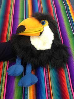 Toucan Hand Puppet