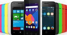 Alcatel lança relógio e celular com opção para 3 sistemas operacionais Sem data de previsão, celular rodará Android, Windows e Firefox. Fabricante apresentou relógio inteligente com suporte para Android e iOS.