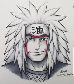 Sewoch on Pikomit : Jiraya 💜 ! Anime Naruto, Fan Art Naruto, Wallpaper Naruto Shippuden, Naruto Shippuden Sasuke, Naruto Kakashi, Naruto Wallpaper, Otaku Anime, Boruto, Chibi Naruto