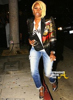 nene bobbed hair | NEWSFLASH! Nene Leakes Grows A Few Inches & Starts New Business ...