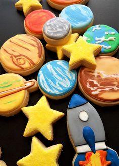 Cookies del sistema solar