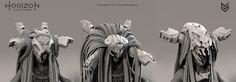 ArtStation - Horizon Zero Dawn - Future Soldier Armor, Ben Erdt