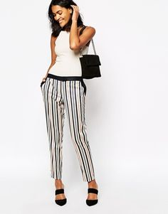 83d70210d6d I adore these candy stripe trousers! The fact they re horizontal means they