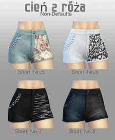 Forever Sims: Mixup Shorts