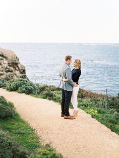 Carmel Point Lobos Engagement Session | Carmel wedding photographer | Olivia Richards Photography