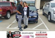https://flic.kr/p/Bu9sAB   Congratulations Tamara & Abby on your #Ford #Mustang from Kevin St Louis at McKinney Buick GMC!   deliverymaxx.com/DealerReviews.aspx?DealerCode=ZAKC