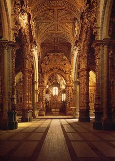 Saint Francis Church. Porto. Portugal