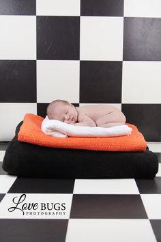 Newborn Racing Theme