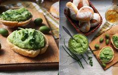 Скордалия (skordalia) с зеленью (греческая чесночно-картофельная закуска)
