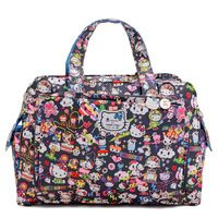 tokidoki x Ju.Be x Hello Kitty Be Prepared Diaper Bag Dream World Sloth Cartoon, Picnic Bag, Thing 1, Insulated Lunch Bags, Weekender Tote, Vera Bradley Backpack, Travel Bag, Hello Kitty, Bags