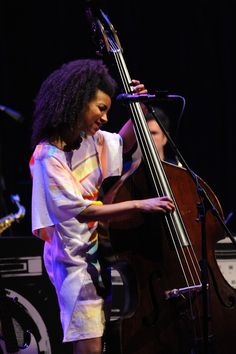 Esperanza Spalding ~ at The Adrienne Arsht Center for the Performing Arts (April 19, 2013) by jaime