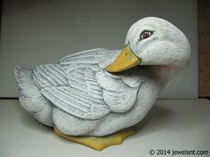 Image result for how to paint ceramic ducks