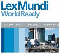 Lex Mundi Leadership Summit & Annual Conference, 1-3 May 2014, New York, USA