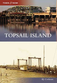 Time often stands still along the picturesque shores that dot one of North Carolina's favorite barrier islands. Islanders have always loved Topsail's quiet, small-town charm and seclusion. Color: Isla