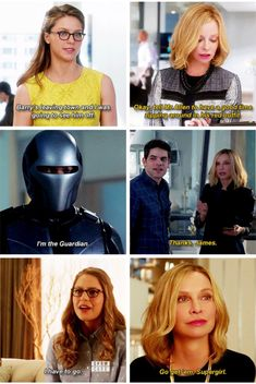 Supergirl challenges Rhea to battle to save National City. Meanwhile, Superman returns and Cat Grant offers Supergirl some sage advice. Superhero Shows, Superhero Memes, Superman, The Cw, Flash E Supergirl, Supergirl Cat Grant, Supergirl Season, Marvel Dc, Marvel Comics
