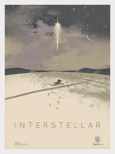 Interstellar Movie – Spaceship : Teaser Trailer