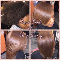 #DominiqueRogers #HairGeekAndCompany #CharlotteSalon #CharlotteHairSalon #CharlotteStylist #CharlotteHair #NaturalStylist #CharlotteNaturalHairStylist #UniversityArea #704 #UNCC #CPCC #JCSU #JWU #PaulMitchell #NaturalHairCommunity #Highlights #Ombre #CustomizedColor #ColorSpecialist #Color #Hair #HairColor #HealthyHair #NaturalHair #RelaxedHair #Blowout #TheCutLife #GKtreatment