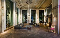 The Loft, Amsterdam, 2016 - TANK Architecture & Interior Design
