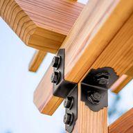 Conectores Arquitectónicos Outdoor Accents / Simpson Strong Tie