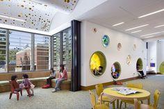 Los Gatos Public Library  / Noll & Tam Architects,© David Wakely