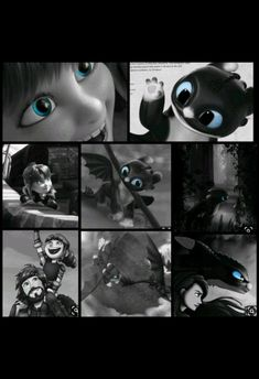 How to Train Your Dragon Httyd Dragons, Cute Dragons, Httyd 3, Hiccup And Toothless, Hiccup And Astrid, Night Fury Dragon, Baby Night Light, Dragon Memes, Dragon Birthday