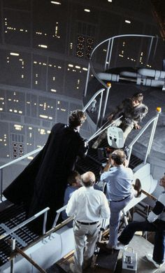 This Most Devastating Moment In Star Wars History took a week to shoot - Behind the scenes of Star Wars Episode V: The Empire Strikes Back