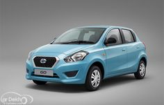 Datsun Go Unveiled; Check out Detailed Image Gallery. #DatsunCars