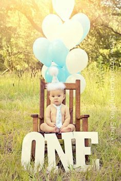 Pix For > First Birthday Photoshoot Ideas