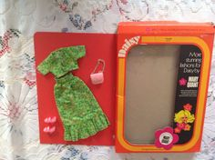 Mary quant Daisy outfit Cowslip complete with the box | eBay